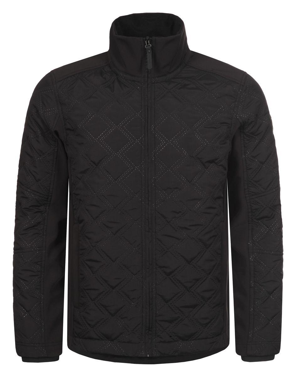 Куртка мужская Luhta Moosa, цвет: черный. 636540398LV. Размер 50636540398LVМужская куртка Luhta Moosa изготовлена из полиэстера с добавлением эластана. Куртка имеет спереди два втачных кармана на молниях. Эластичные манжеты на рукавах не стягивают запястья. На внутренней стороне куртки предусмотрен потайной карман на молнии.