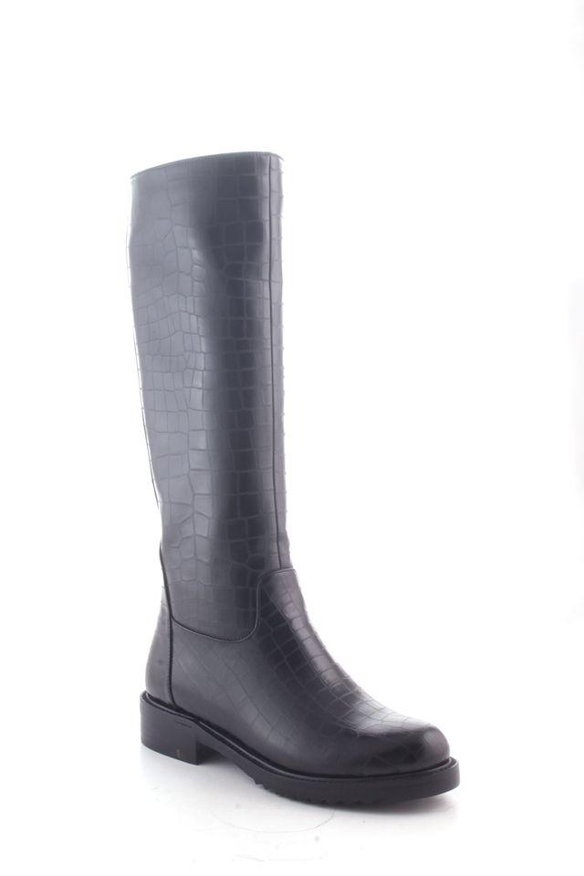 Сапоги женские Daze, цвет: черный. 16507Z-4-1L. Размер 4016507Z-4-1LОригинальные женские сапоги Daze - отличный вариант на каждый день. Модель выполнена из искусственной кожи. Умеренной высоты каблук устойчив. Подошва с рельефным протектором обеспечивает отличное сцепление на любой поверхности. В этих сапогах вашим ногам будет комфортно и уютно.