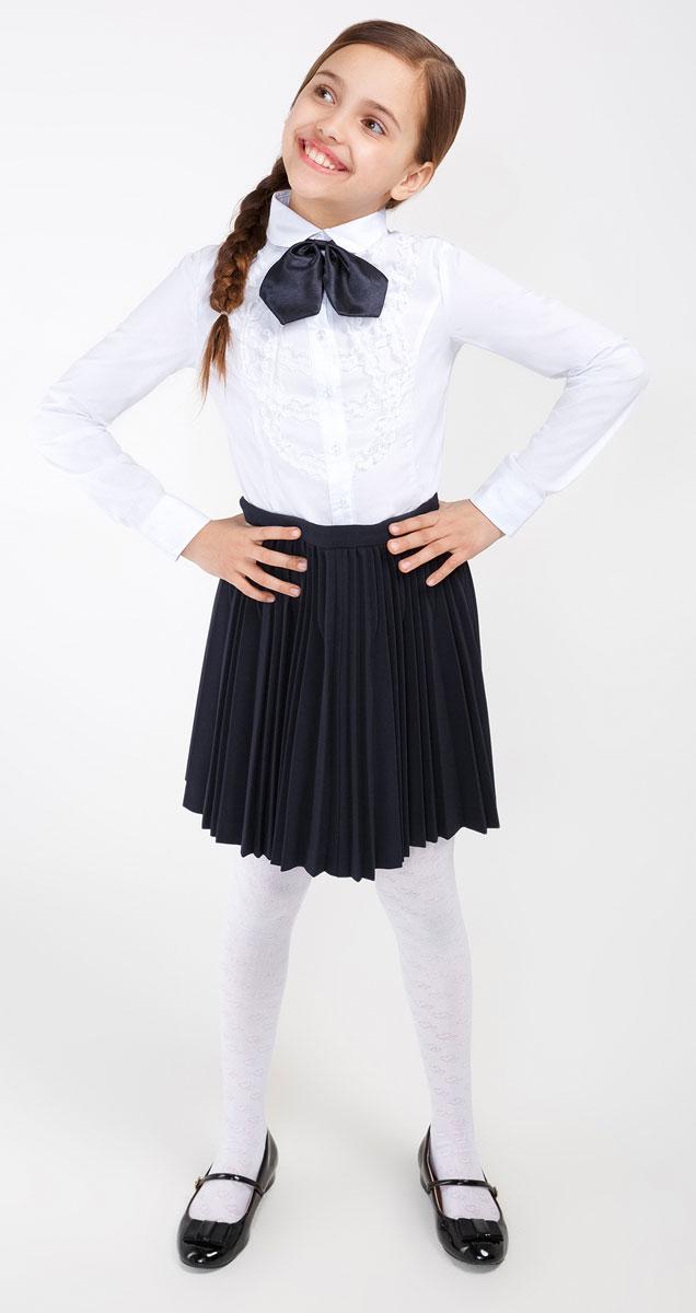 Юбка для девочки Acoola Maxwell, цвет: темно-синий. 20210180020_600. Размер 14020210180020_600Плиссированная юбка Acoola Maxwell станет стильным дополнением к гардеробу юной модницы. Юбка выполнена из высококачественного материала на подкладке. Модель сбоку застегивается на потайную застежку-молнию. Обладательница этой юбки всегда будет в центре внимания!