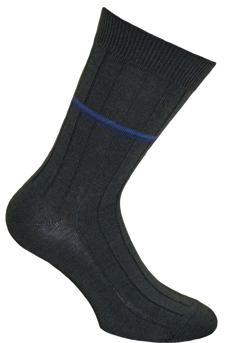 Носки мужские Master Socks, цвет: черный. 88502. Размер 2788502Носки Master Socks изготовлены из акрила, натуральной шерсти, полиамида и эластана, которые обеспечивают отличную посадку. Модель с удлиненным паголенком оснащена эластичной резинкой, которая плотно облегает ногу, не сдавливая ее, обеспечивает удобство.