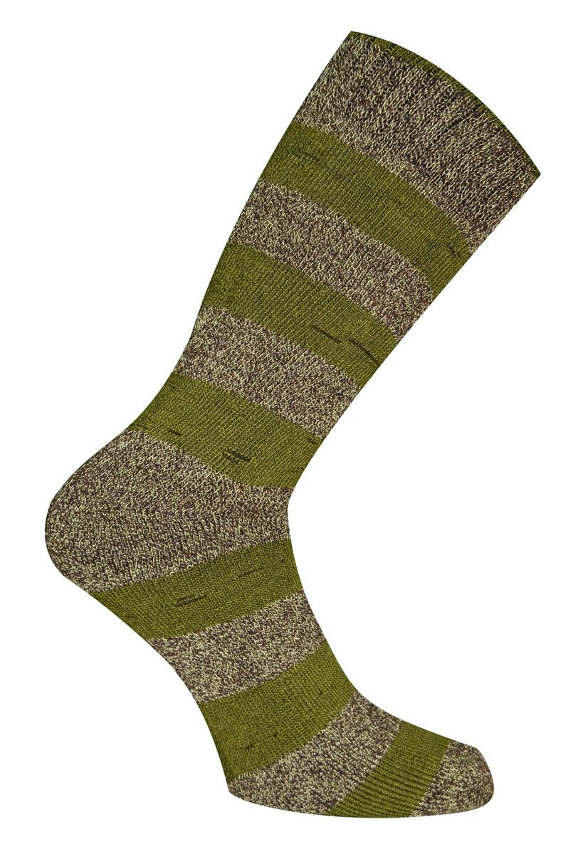 Носки мужские Master Socks Active Lifestyle, цвет: темно-зеленый. 88422. Размер 2788422Носки Master Socks Active Lifestyle изготовлены из полиакриловых нитей, натурального хлопка, полиамида и эластана, которые обеспечивает отличную посадку. Модель с удлиненным паголенком оформлена вязаным принтом. Эластичная резинка плотно облегает ногу, не сдавливая ее, обеспечивает удобство.