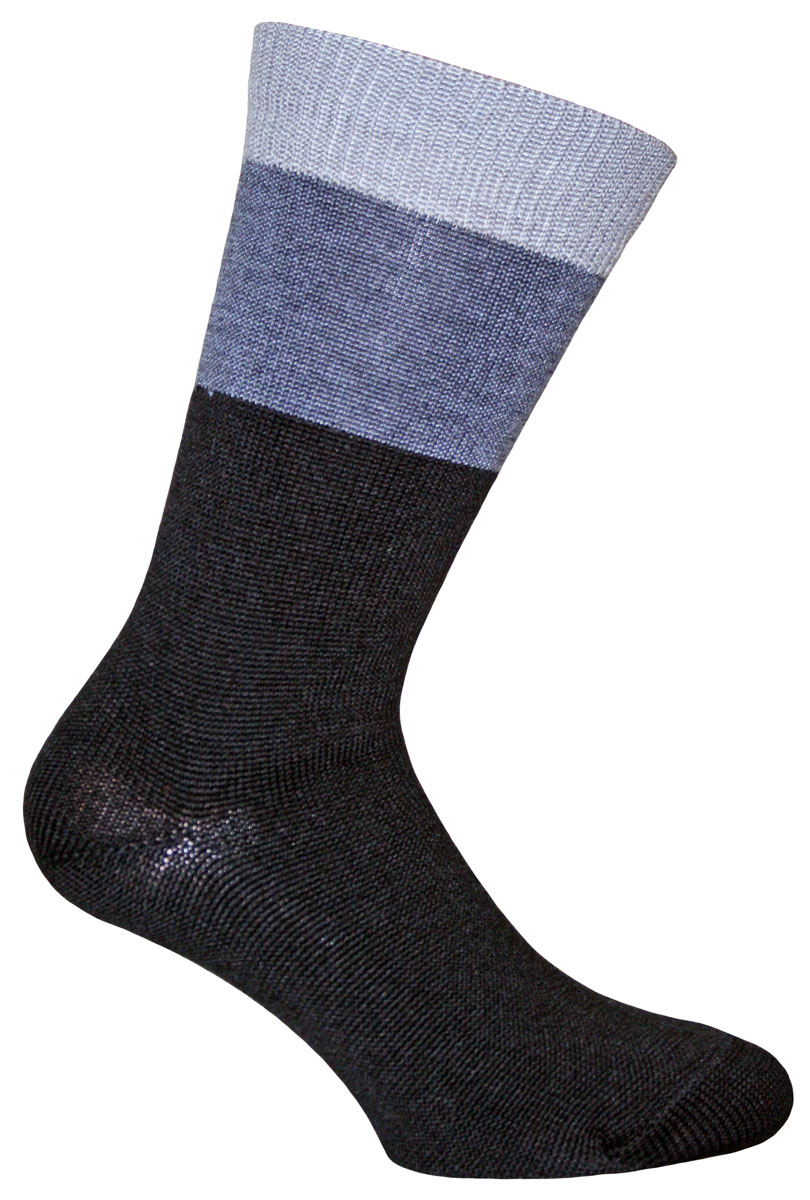 Носки мужские Master Socks, цвет: черный, темно-серый, серый. 58506. Размер 2558506Носки Master Socks изготовлены из полушерсти, полиамида и эластана, который обеспечивает отличную посадку. Модель с удлиненным паголенком оснащена эластичной резинкой, которая плотно облегает ногу, не сдавливая ее, обеспечивает удобство.