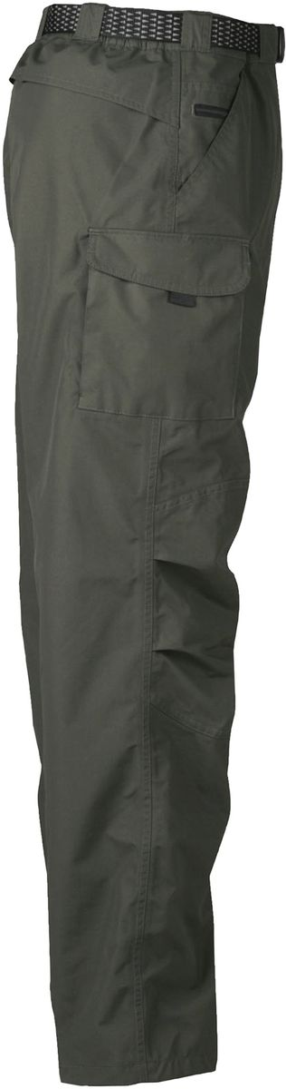 Штаны рыболовные Arctix, цвет: хаки. 807-00041. Размер M (48/50)807Брюки Arctix рыболовные с ремнем и карманами, дышащие.Материал из которого изготовлены брюки дышащий, водо и ветронепроницаемый. Также брюки снабжены эластичным поясом. Указанные качества делают из брюк предмет одежды, который идеально подходит для одежды свободного времяпрепровождения. Благодаря продуманному дизайну они подходят для передвижения как на природе, так и в качестве одежды на каждый день. У брюк много карманов, швы запаяны.