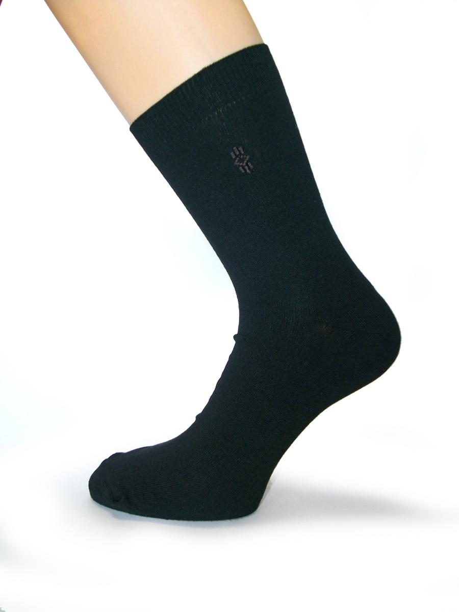 Носки мужские Touch Gold, цвет: черный. 172. Размер 27/29172Классические мужские носки Touch Gold с орнаментом для повседневной носки. Изготовлены из хлопка с добавлением полиамидных и эластановых волокон, которые обеспечивают повышенную износостойкость и превосходную посадку.