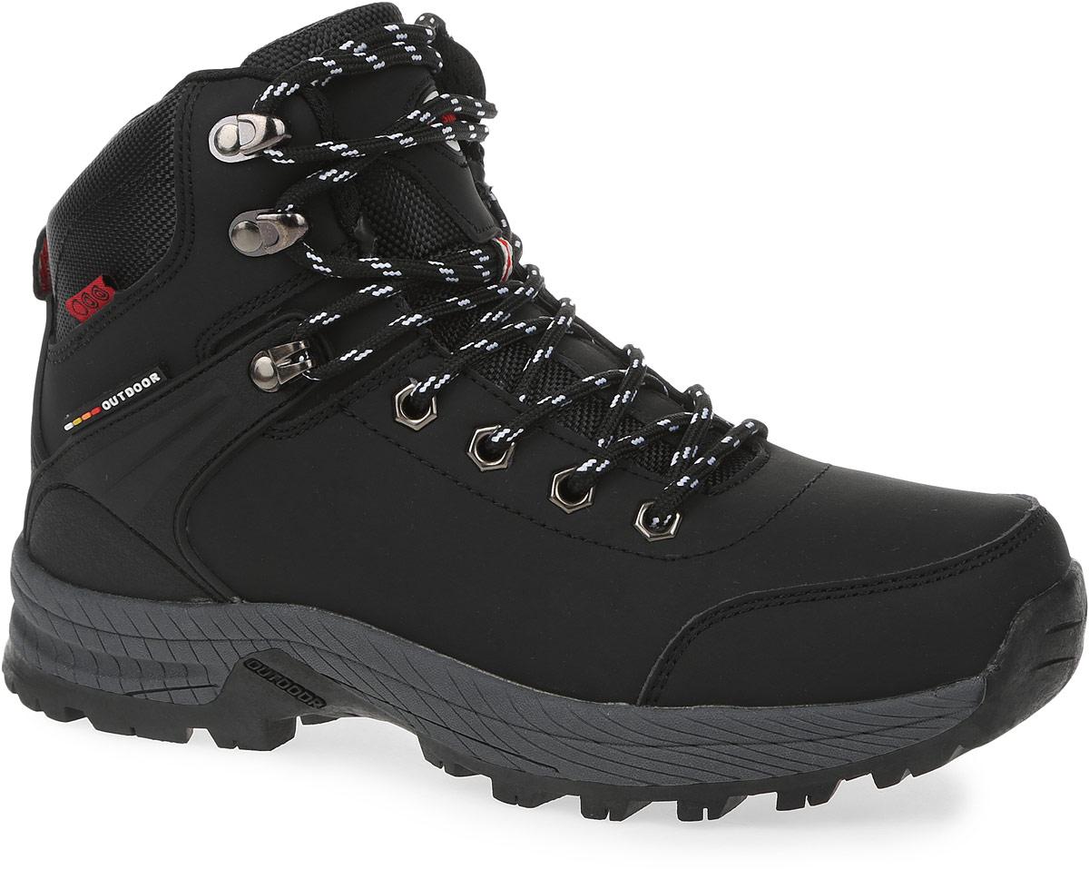 Ботинки женские Strobbs, цвет: серый, черный. F8165-1. Размер 37F8165-1Стильные ботинки от Strobbs придутся вам по душе. Модель изготовлена из искусственной кожи. Подкладка и стелька, выполненные из искусственного меха, не дадут ногам замерзнуть. Шнуровка надежно фиксирует модель на ноге. Ярлычок на заднике обеспечивает удобное обувание модели. Подошва с протектором гарантирует идеальное сцепление на любой поверхности. Стильные и удобные ботинки - необходимая вещь в вашем гардеробе.
