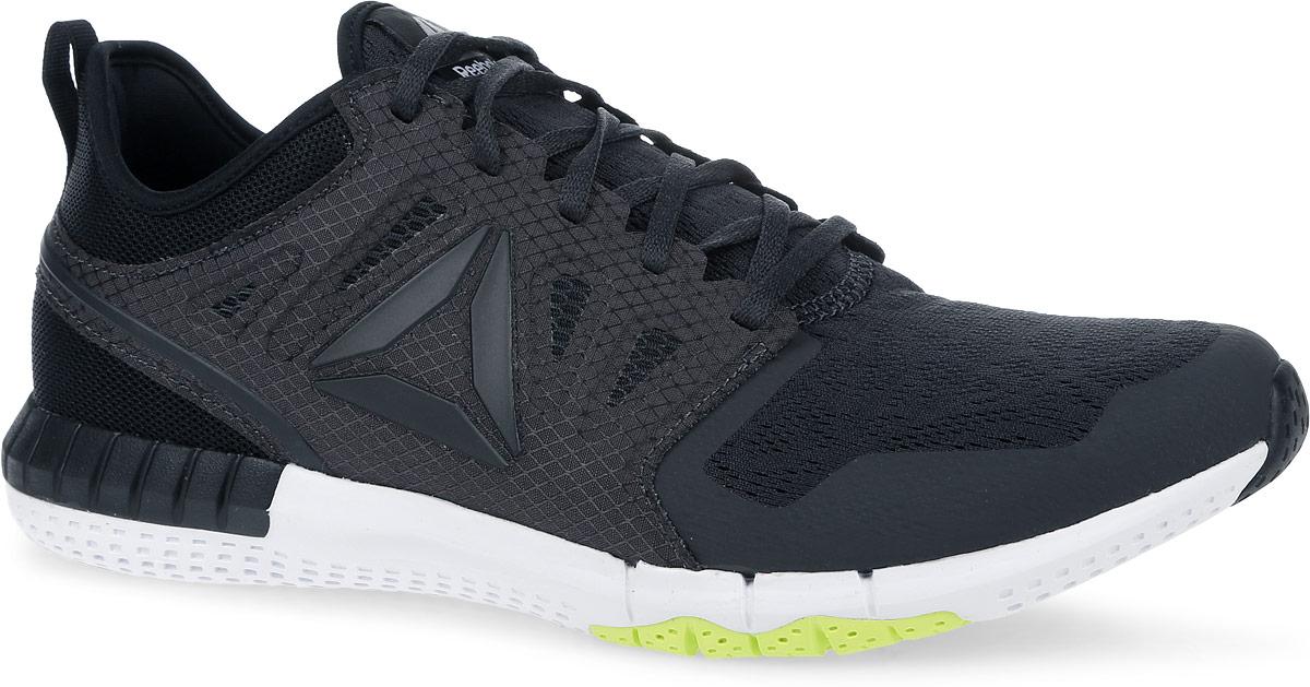 Кроссовки для бега мужские Reebok ZPrint 3D, цвет: черный. AR0396. Размер 10,5 (44)AR0396Легкие кроссовки ZPrints 3D от Reebok - само воплощение скорости.Модель выполнена из прочной текстильной сетки. Классическая шуровка надежно фиксирует обувь на ноге. Уникальная подошва, повторяющая рельеф стопы, обеспечивает амортизацию в зонах повышенной ударной нагрузки и эффективное отталкивание. Амортизирующая платформа различной плотности разработана для поглощения энергии удара и быстрого отклика. Жесткий каркас по периметру гарантирует дополнительную стабилизацию стопы. Перепад подошвы: 5 мм.