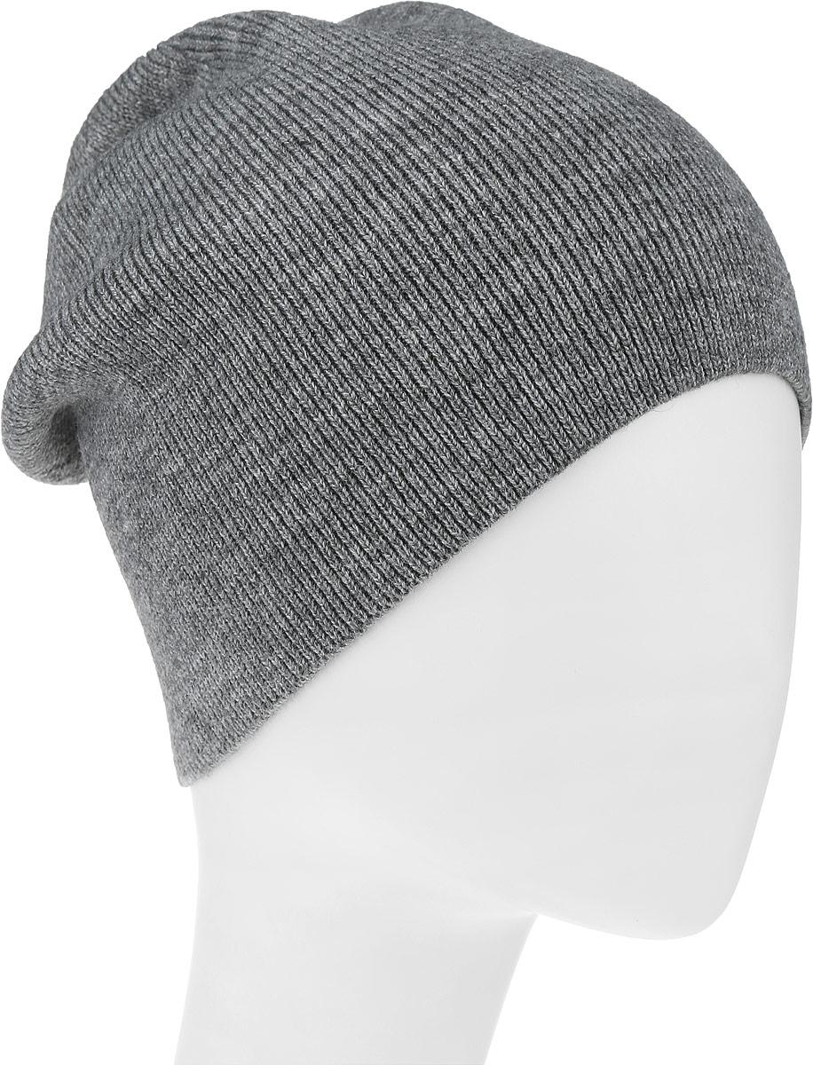 Шапка женская Leighton Trend, цвет: серый. 4-077. Размер 56/584-077Женская шапка Leighton Trend изготовлена из шерсти с добавлением акрила. Модель оформлена мелкой вязкой. Уважаемые клиенты!Размер, доступный для заказа, является обхватом головы.