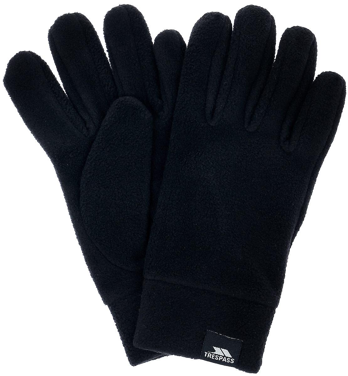 Перчатки женские Trespass Plummet II, цвет: черный. FAGLGLM20001. Размер S (6,5)FAGLGLM20001Женские перчатки Trespass Plummet ll полностью выполнены из полиэстера, который обеспечит тепло и комфорт при носке. Модель оформлена фирменной нашивкой. Перчатки дополнены манжетами, которые зафиксируют модель на запястье, не стягивая его.