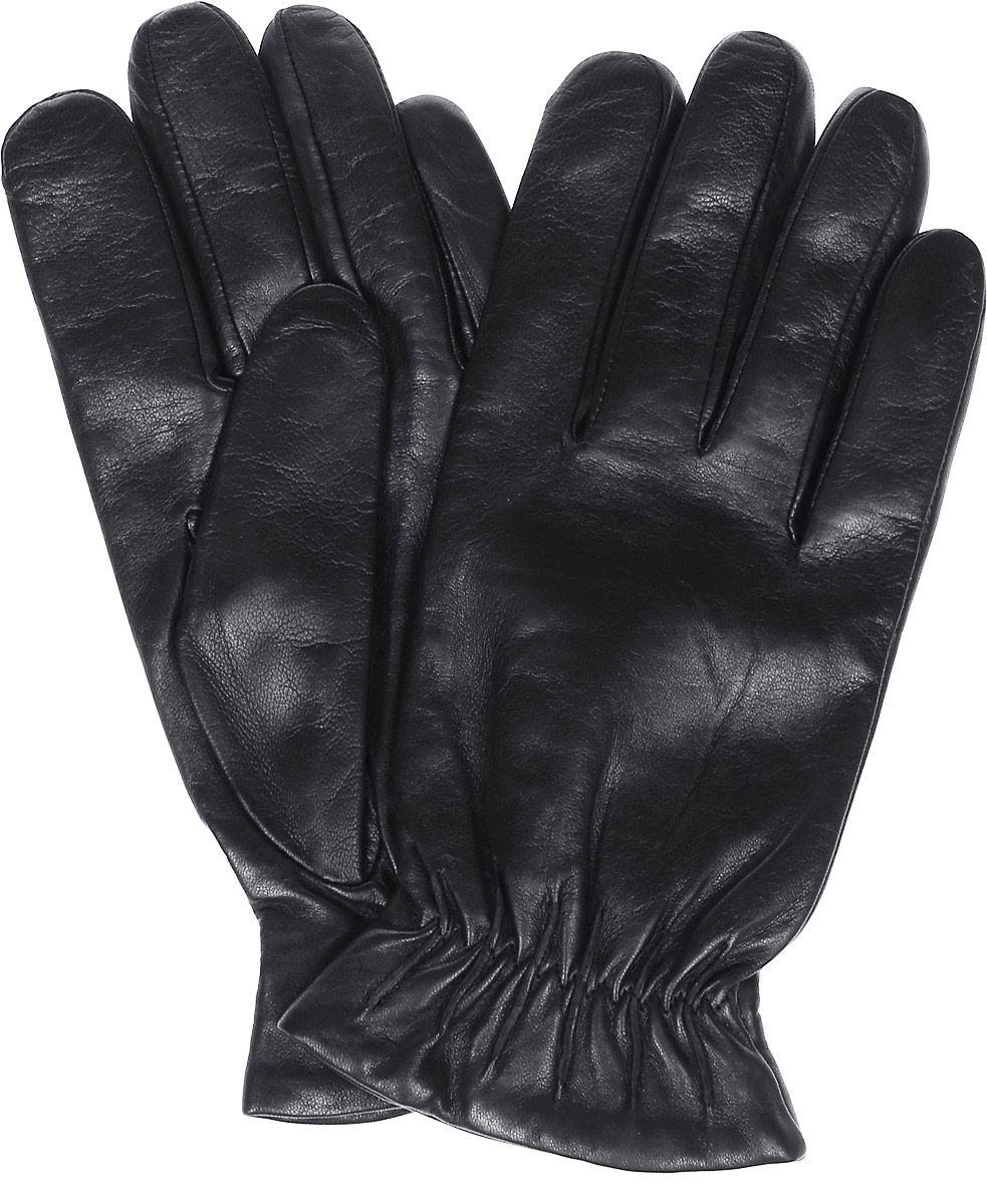 Перчатки мужские Michel Katana, цвет: черный. K11-TULLYER. Размер 9K11-TULLYER/BLМужские перчатки Michel Katana не только защитят ваши руки, но и станут великолепным украшением. Перчатки выполнены из натуральной кожи, а подкладка - из высококачественной шерсти.