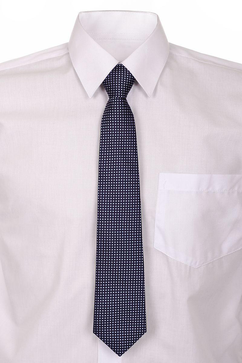 Галстук для мальчика Brostem, цвет: деним. RCAL-11. Размер универсальныйRCAL-11Модный галстук для мальчика Brostem изготовлен из полиэстера. Обхват шеи регулируется с помощью пластикового фиксатора. Галстук оформлен оригинальным принтом.
