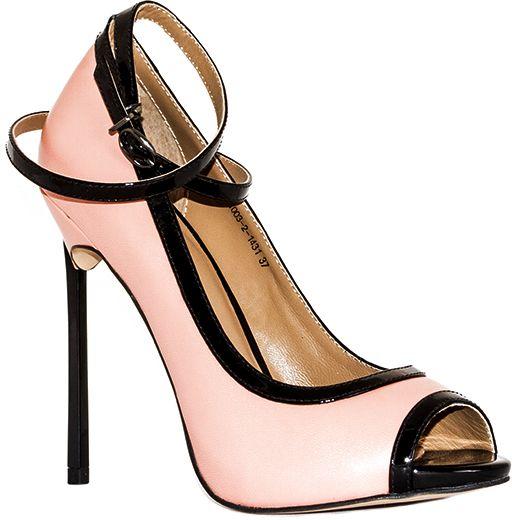 Туфли женские Milana, цвет: розовый. 171003-2-1431. Размер 35171003-2-1431Туфли Milana выполнены из натуральной кожи. Подкладка и стелька изготовлены из натуральной кожи. Подошва выполнена из полимера и оснащена рифлением. Высокий каблук-шпилька устойчив.
