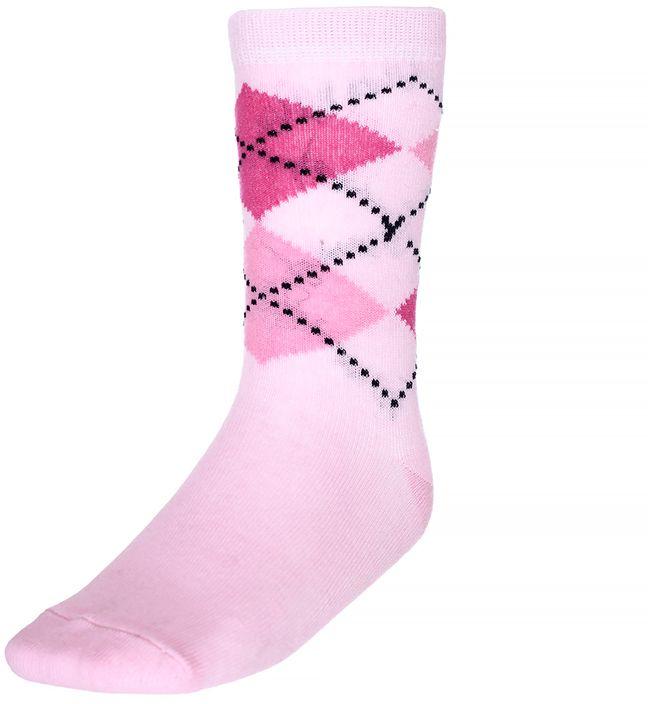 Носки для девочки Baykar, цвет: розовый, мультиколор, 2 пары. 330812-5. Размер 20,5/22, 9 лет330812-5Носки для девочки Baykar изготовлены из высококачественного эластичного хлопка с добавлением полиамида. Эластичная резинка в паголенке плотно облегает ногу, не сдавливая ее, обеспечивая комфорт и удобство. В комплект входят 2 пары носков.