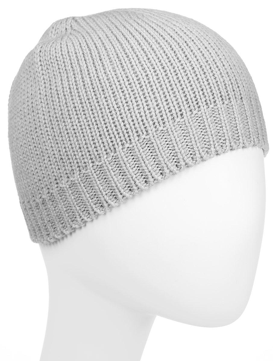 Шапка 2K Sport Agio, цвет: светло-серый. 124031. Размер 58/60124031_silverСтильная вязаная шапка 2K Sport Agio выполнена из акрила и шерсти.Шапка оформлена фирменной нашивкой. Низ модели связан резинкой.Уважаемые клиенты!Размер, доступный для заказа, является обхватом головы.