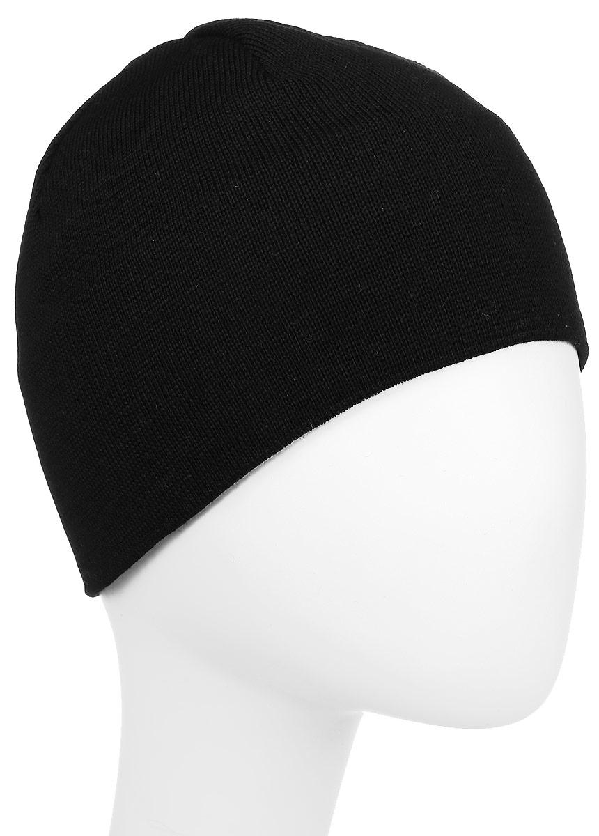 Шапка Kama Alpine Beanies, цвет: черный. A02_110. Размер 58/60A02_110Шерстяная, однотонная, классическая шапка. Прекрасно подойдет под любую одежду в холодное время. С внутренней стороны повязка, выполненная из нитей Polycolon для лучшего контроля над влагой.