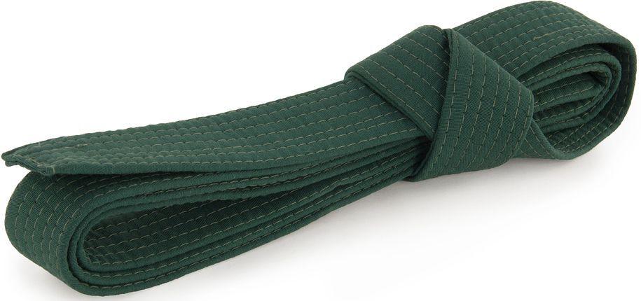 Пояс для кимоно Jabb, цвет: зеленый. JE-2783_339687. Размер 4 см х 240 смJE-2783_339687Пояс Jabb - универсальный пояс для кимоно. Пояс выполнен из плотного хлопкового материала с многорядной прострочкой.