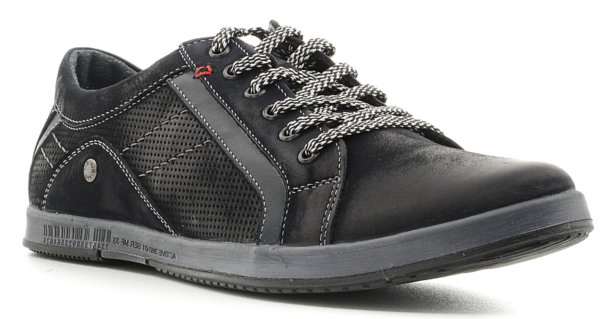 Полуботинки мужские Milana, цвет: синий. 161806-2-8501. Размер 40161806-2-8501Стильные мужские полуботинки Milana - отличный вариант на каждый день. Модель выполнена из нубука. Шнуровка надежно фиксирует обувь на ноге. Резиновая подошва с протектором гарантирует отличное сцепление с поверхностью. В таких ботинках вашим ногам будет комфортно и уютно. Они подчеркнут ваш стиль и индивидуальность.