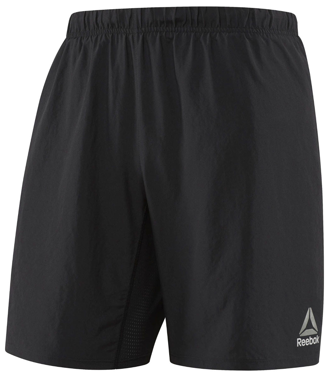 Шорты мужские Reebok Re 8 Inch Short, цвет: черный. BK2241. Размер M (48/50)BK2241Мужские шорты Reebok Re 8 Inch Short выполнены из высококачественного материала.Классический крой - шорты не слишком тесные и не слишком свободные. Отлично подходят для тренировок и повседневной носки.