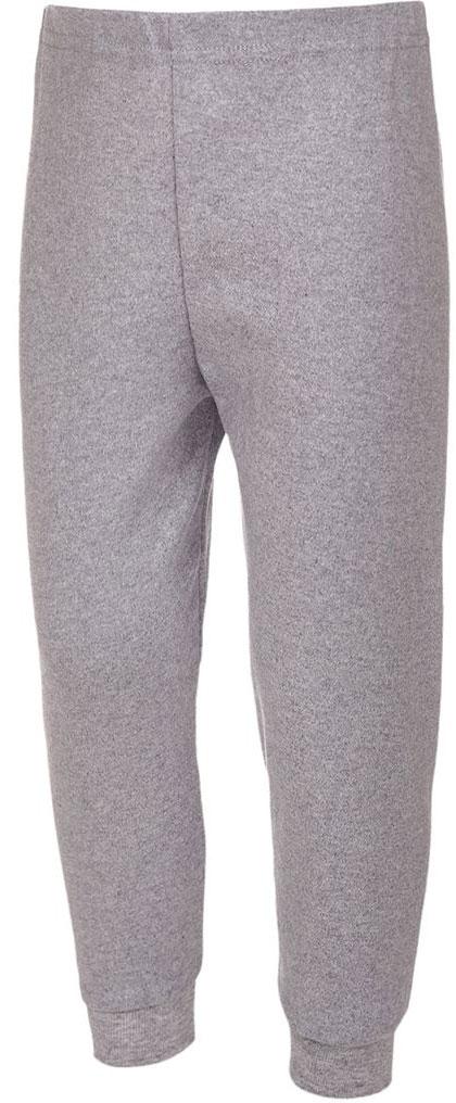 Брюки спортивные детские M&D, цвет: светло-серый. Б190982. Размер 128Б190982Спортивные брюки M&D выполнены из хлопка. Модель имеет эластичный пояс. Понизу брюки дополнены манжетами.