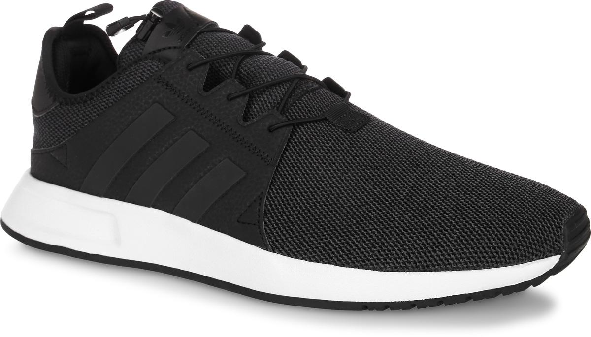 Кроссовки мужские adidas Originals X_Plr, цвет: черный. BB1100. Размер 11,5 (45)BB1100Мужские кроссовки adidas Originals X_Plr выполнены из текстиля и искусственной кожи. Модель оформлена фирменными светоотражающими деталями. Эластичная шнуровка со стоппером надежно зафиксирует модель на ноге. Ярлычок на заднике упростит надевание модели. Внутренняя поверхность изтекстиля комфортна при движении. Удобная и функциональная стелька OrthoLite выполнена из легкого ЭВА-материала с поверхностью из текстиля. Подошва изготовлена из высококачественной легкой резины и дополнена рельефным рисунком.