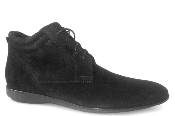 Ботинки для мальчика San Marko, цвет: черный. 062312. Размер 37062312Стильные ботинки для мальчика от San Marko выполнены из натуральной кожи. Шнуровка на подъеме отлично зафиксирует модель на ноге. Текстильная стелька и внутренняя поверхность обеспечивают максимальный комфорт при движении. Подошва оснащена рифлением.