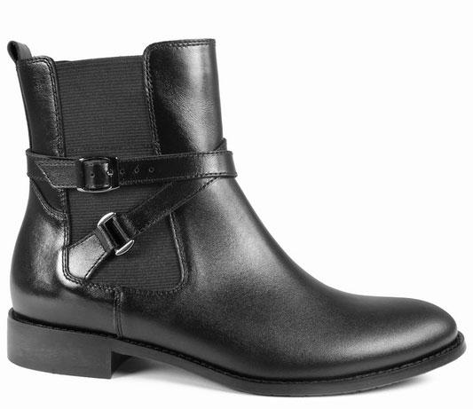 Ботинки женские Marko, цвет: черный. 12371. Размер 3912371Стильные ботинки выполнены из высококачественной натуральной кожи. Внутренняя поверхность и стелька из текстиля обеспечат комфорт ногам. Подошва с рифлением обеспечивают отличное сцепление с поверхностью.