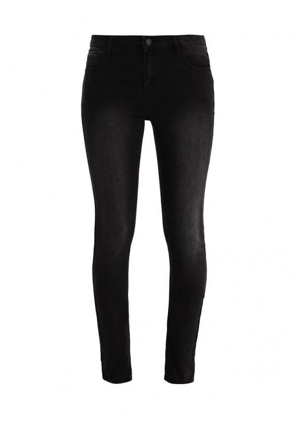 Джинсы женские Sela Denim, цвет: черный джинс. PJ-135/597-7161. Размер 29-32 (46-32)PJ-135/597-7161Стильные джинсы Sela, изготовленные из качественного материала с потертостями, станут отличным дополнением вашего гардероба. Джинсы зауженного кроя и стандартной посадки на талии застегиваются на застежку-молнию и пуговицу. На поясе имеются шлевки для ремня. Модель представляет собой классическую пятикарманку: два втачных и накладной карманы спереди и два накладных кармана сзади.