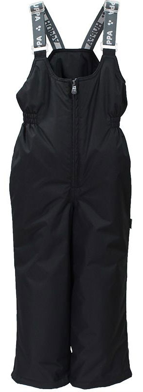 Брюки утепленные детские Huppa Jorma, цвет: черный. 26470010-00009. Размер 98 брюки утепленные детские huppa jorma цвет черный 26470010 00009 размер 110