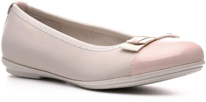Балетки для девочки Ralf Ringer Sinty-D, цвет: розовый. 842129РБ. Размер 32842129РБДетские балетки Sinty-D линии Modern — это гармоничное сочетание вкуса и стиля. Вот уже несколько сезонов, как они вошли в тренд и не оставляют его. Легкие, на невесомой подошве ТЭП они очень удобны и комфортны. С успехом подойдут для торжественных случаев и повседневной носки. В них ребенок счастлив и беззаботен.