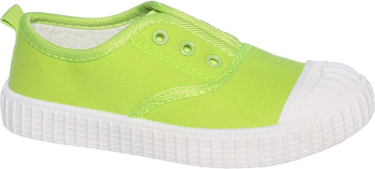 Кеды для девочки Tom&Miki, цвет: зеленый. B-0380. Размер 27B-0380-FКеды для девочки Tom&Miki изготовлены из качественного текстиля. Однотонная модель дополнена на мыске практичной прорезиненной накладкой. Классическая шнуровка надежно зафиксирует обувь на ноге. Мягкая подкладка выполнена из кожи и текстиля. Такие кеды - отличный вариант на каждый день.