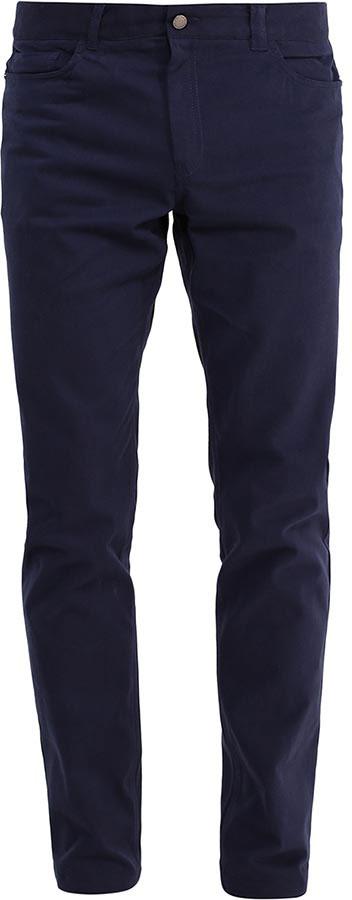 Брюки мужские Finn Flare, цвет: темно-синий. B17-21031_101. Размер M (48)B17-21031_101Стильные мужские брюки Finn Flare станут отличным дополнением к вашему гардеробу. Модель изготовлена из высококачественного хлопка с добавлением эластана, она великолепно пропускает воздух и обладает высокой гигроскопичностью. Застегиваются брюки на пуговицу и ширинку на застежке-молнии. На поясе имеются шлевки для ремня. Эти модные и в тоже время удобные брюки помогут вам создать оригинальный современный образ. В них вы всегда будете чувствовать себя уверенно и комфортно.