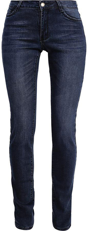 Джинсы женские Finn Flare, цвет: темно-синий. B17-15013_127. Размер 30-32 (46-32)B17-15013_127Стильные женские джинсы Finn Flare станут отличным дополнением к вашему гардеробу. Модель изготовлена из высококачественного хлопка с добавлением эластана, она великолепно пропускает воздух и обладает высокой гигроскопичностью. Застегиваются джинсы на пуговицу и ширинку на застежке-молнии. На поясе имеются шлевки для ремня. Эти модные и в тоже время удобные джинсы помогут вам создать оригинальный современный образ. В них вы всегда будете чувствовать себя уверенно и комфортно.