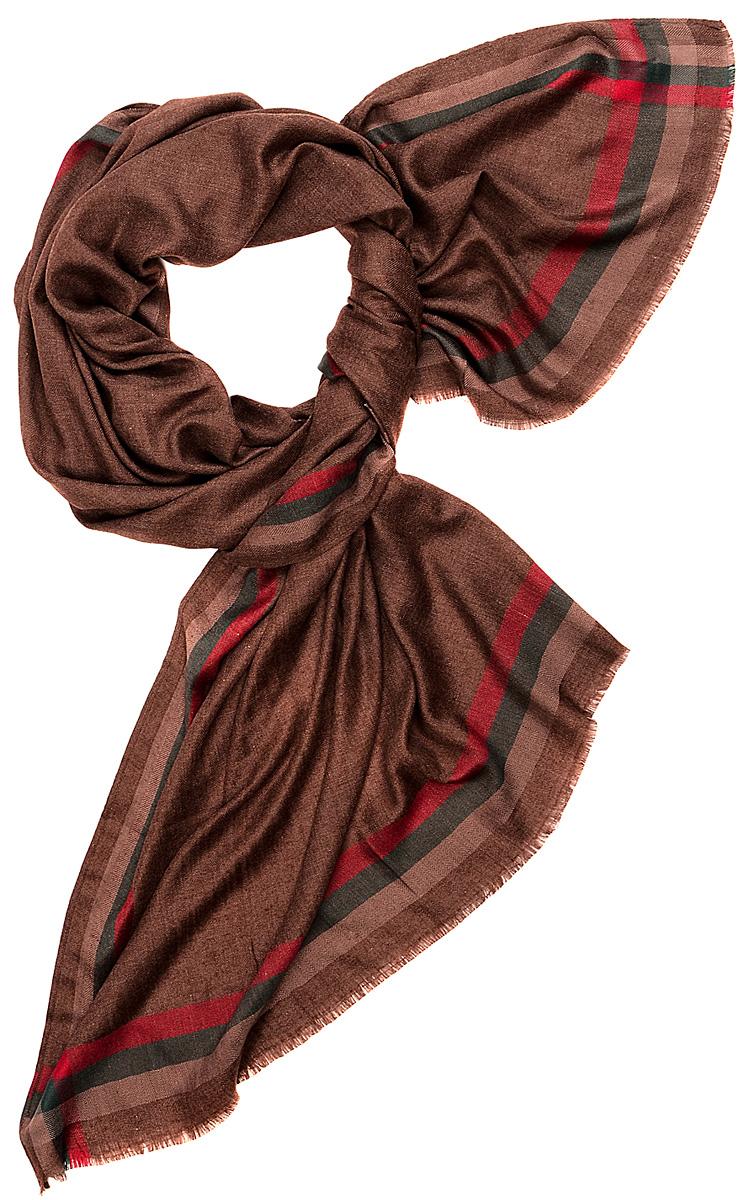 Палантин Laccom, цвет: коричневый. 3206. Размер 170 см х 70 см3206OСтильный палантин Laccom изготовлен из вискозы. Модель оформлена оригинальным принтом и короткой бахромой. Изделия Laccom приятные на ощупь и подойдут к любому стилю.