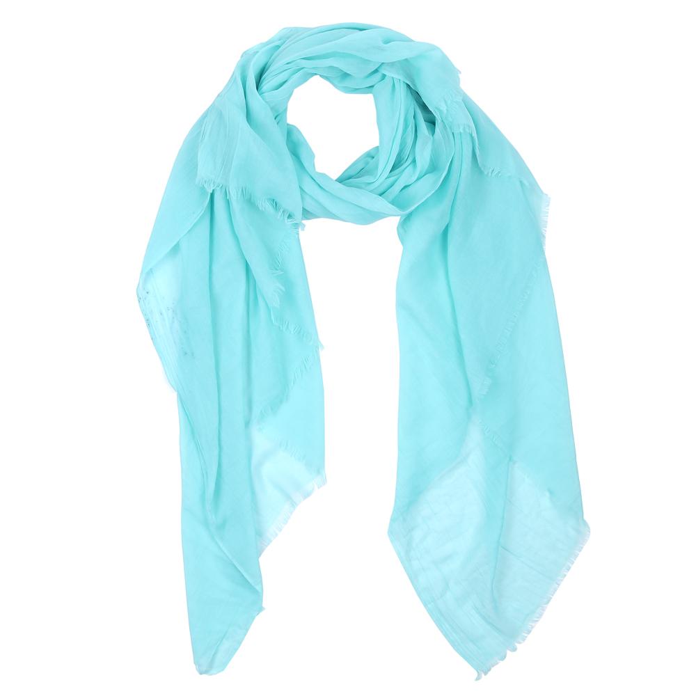 Шарф женский Fabretti, цвет: зеленый. HV840-2. Размер 180 см х 100 смHV840-2Элегантный женский шарф от итальянского бренда Fabretti имеет неповторимую мягкость и легкость фактуры.