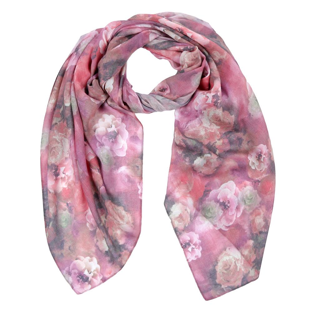 Шарф женский Fabretti, цвет: розовый, серый. F1548-2. Размер 190 см х 70 смF1548-2Элегантный женский шарф от итальянского бренда Fabretti имеет неповторимую мягкость и легкость фактуры. Красочное сочетание цветов позволило дизайнерам создать изысканную модель, которая станет изюминкой любого весеннего образа.