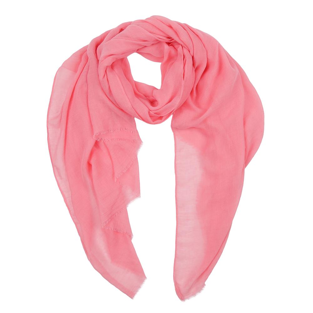 Шарф женский Fabretti, цвет: розовый. Leo032-68. Размер 180 см х 90 смLeo032-68Элегантный женский шарф от итальянского бренда Fabretti имеет неповторимую мягкость и легкость фактуры. Красочные цвета позволили дизайнерам создать изысканную модель, которая станет изюминкой любого весеннего образа.