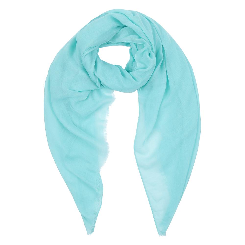 Шарф женский Fabretti, цвет: голубой. Leo032-29. Размер 180 см х 90 смLeo032-29Элегантный женский шарф от итальянского бренда Fabretti имеет неповторимую мягкость и легкость фактуры. Красочные цвета позволили дизайнерам создать изысканную модель, которая станет изюминкой любого весеннего образа.