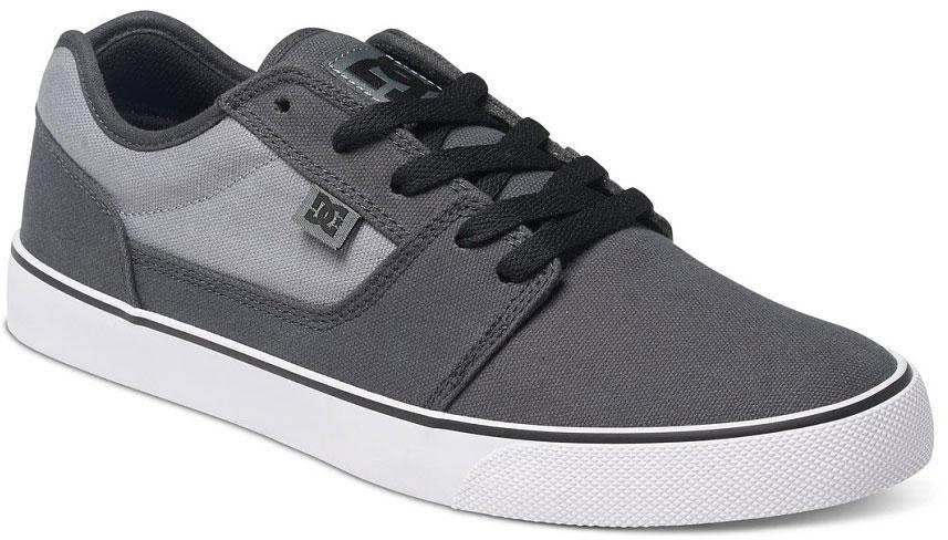Кеды мужские DC Shoes Tonik TX, цвет: серый. 303111-CRY. Размер 8,5D (42)303111-CRYСтильные мужские кеды DC Shoes Tonik TX - отличный вариант на каждый день.Модель выполнена из текстиля. Шнуровка надежно фиксирует обувь на ноге. Резиновая подошва с протектором гарантирует отличное сцепление с поверхностью. В таких кедах вашим ногам будет комфортно и уютно.