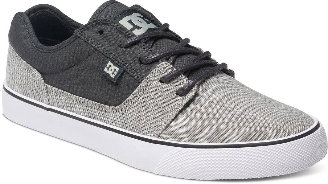 Кеды мужские DC Shoes Tonik TX SE, цвет: серый. ADYS300046-011. Размер 11,5D (44,5)ADYS300046-011Стильные мужские кеды DC Shoes Tonik TX SE - отличный вариант на каждый день.Модель выполнена из текстиля. Шнуровка надежно фиксирует обувь на ноге. Резиновая подошва с протектором гарантирует отличное сцепление с поверхностью. В таких кедах вашим ногам будет комфортно и уютно.
