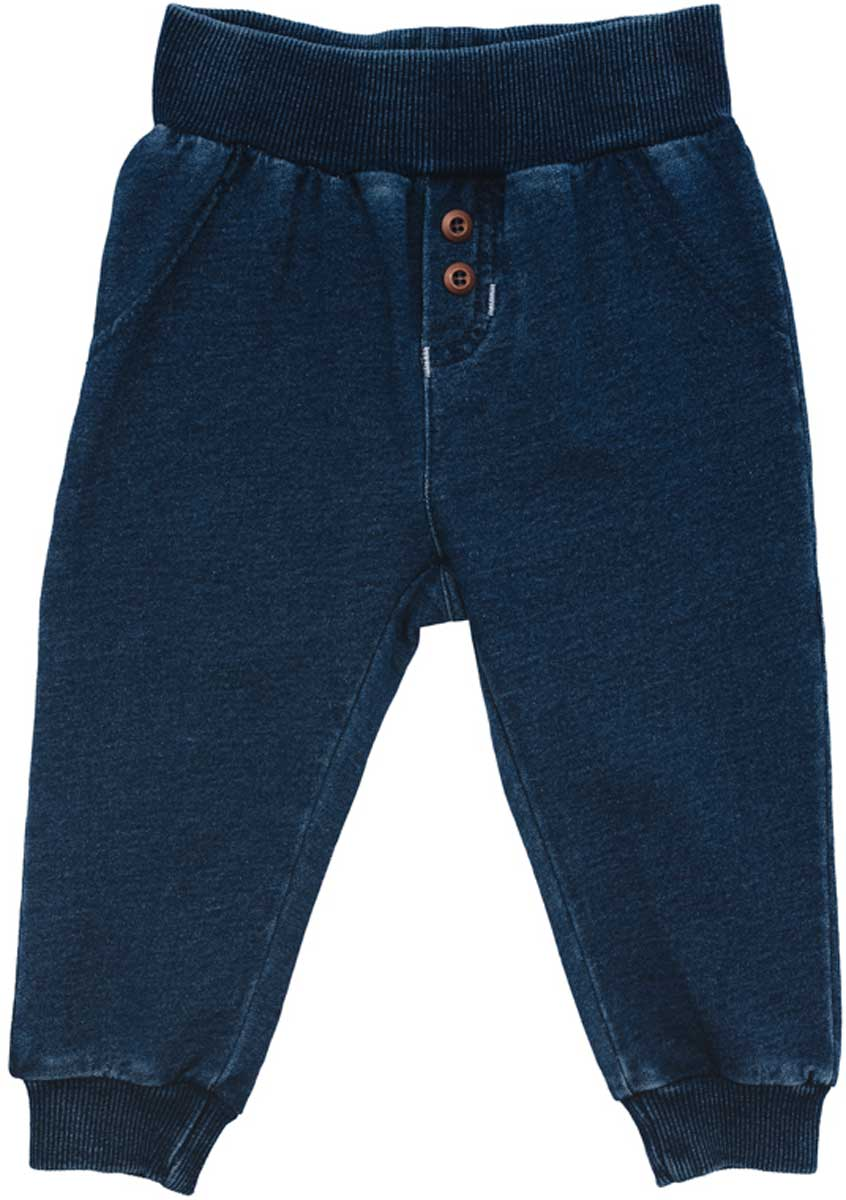 Брюки для мальчика PlayToday, цвет: темно-синий. 177805. Размер 62177805Удобные брюки смогут быть одной из базовых вещей в гардеробе вашего ребенка. Модель на широкой резинке, низ штанин на мягких манжетах. Свободный крой не сковывает движений ребенка.