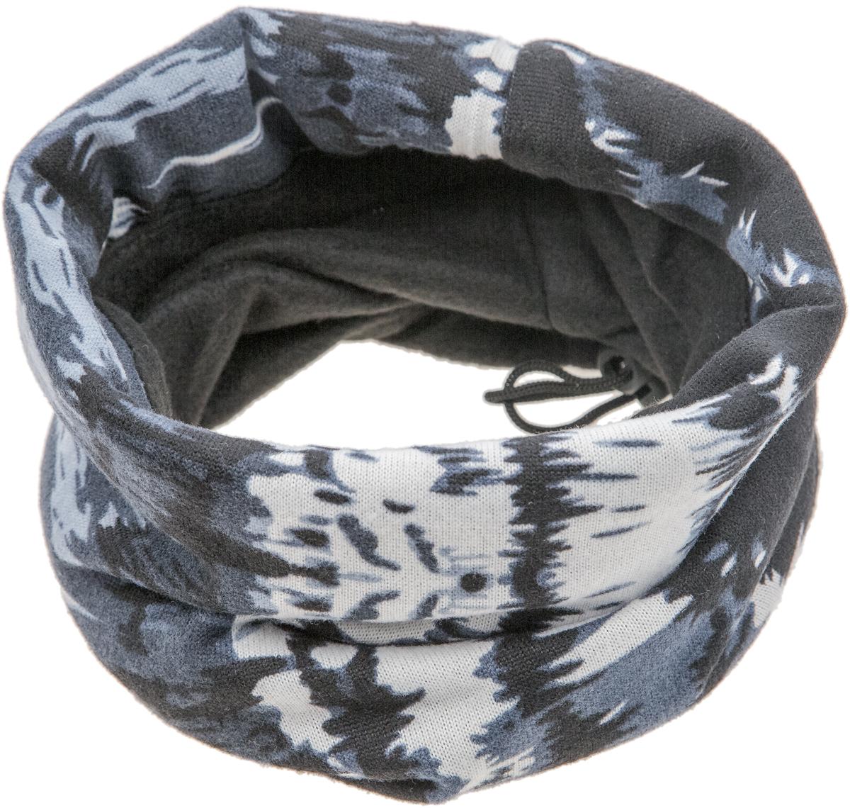 Шарф зимний YusliQ, цвет: черный, серый, белый. W-30. Размер 40 см х 35 смW - 30Мультишарфы можно встретить под разными названиями: мультишарф, мультибандана, платок трансформер, Baff, но вне зависимости от того, как Вы назовете этот аксессуар, его уникальные возможности останутся неизменными. Вы с легкостью и удобством можете одеть этот мультишарф на голову и шею 12 различными способами. В сильные морозы, пронизывающий ветер или пыльную бурю - с мультишарфом Вы будете готовы к любым капризам природы.Авторская работа.