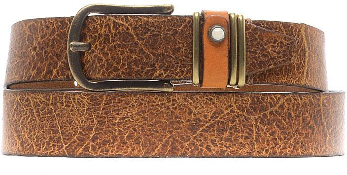 Ремень женский Wrangler, цвет: коричневый. W0A75UM81. Размер 90W0A75UM81Стильный широкий ремень Wrangler выполнен из натуральной кожи. Пряжка, с помощью которой регулируется длина ремня, выполнена из качественного металла.