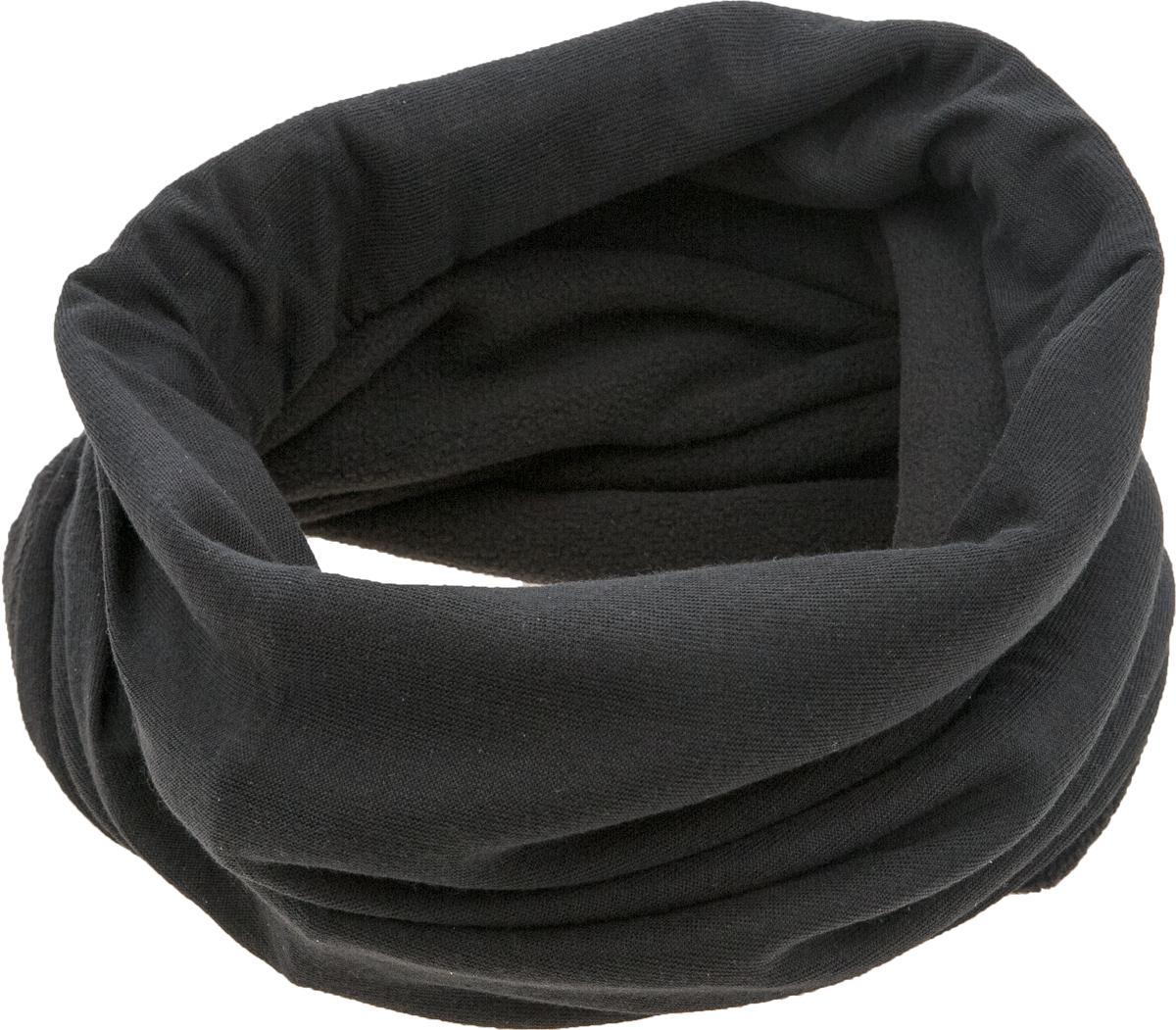 Шарф зимний YusliQ, цвет: черный. WL-02. Размер 50 см х 35 смWL - 02Мультишарфы можно встретить под разными названиями: мультишарф, мультибандана, платок трансформер, Baff, но вне зависимости от того, как Вы назовете этот аксессуар, его уникальные возможности останутся неизменными. Вы с легкостью и удобством можете одеть этот мультишарф на голову и шею 12 различными способами. В сильные морозы, пронизывающий ветер или пыльную бурю - с мультишарфом Вы будете готовы к любым капризам природы.Авторская работа.