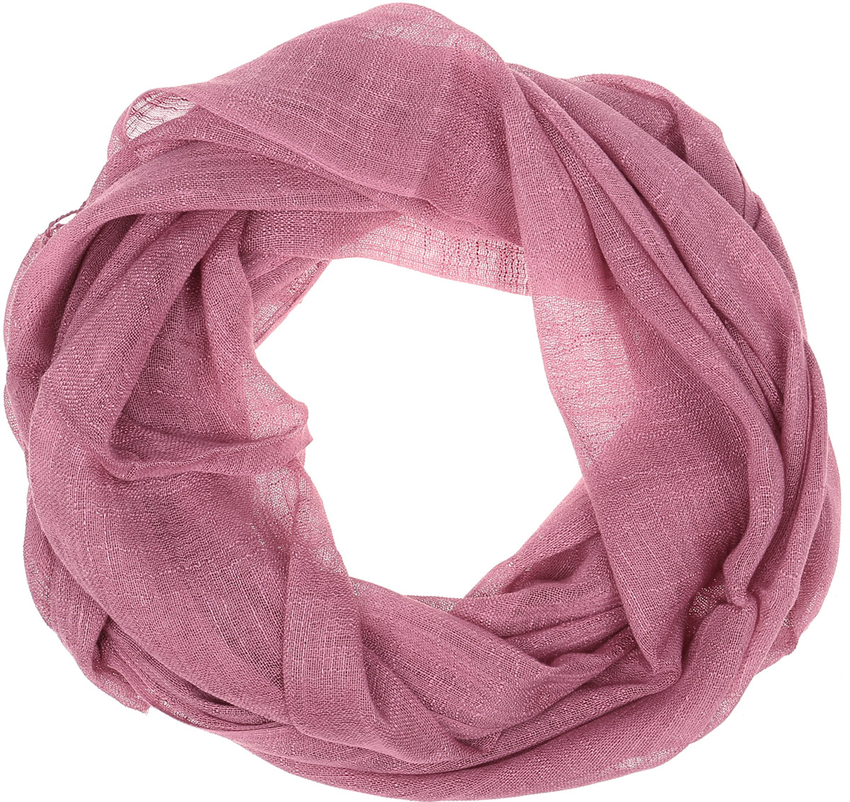 Палантин Vita Pelle, цвет: розовый. Ro02P135S/75. Размер 62 см х 175 смRo02P135S/75Палантин от Vita Pelle изготовлен изо льна и вискозы. Края изделия дополнены бахромой.