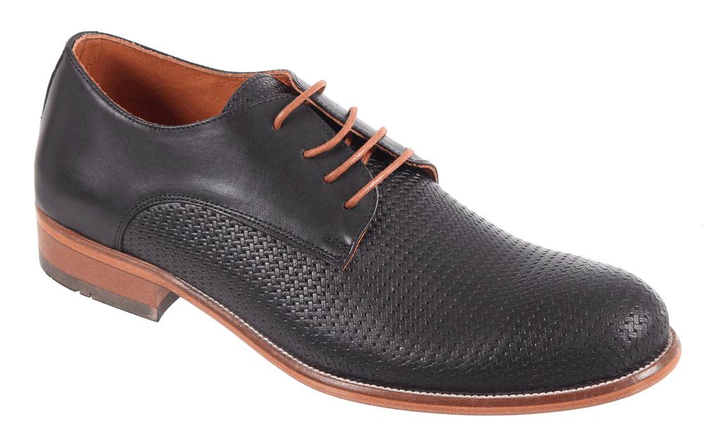 Полуботинки мужские James Franco, цвет: черный. 17M 844/171 OT. Размер 4117M 844/171 OTСтильные мужские полуботинки James Franco, выполненные из натуральной кожи, гарантируют удобство и комфорт вашим ногам. Модель на шнуровке оформлена декоративными швами и отстрочкой.Данная модель прекрасно сможет подчеркнуть ваш индивидуальный стиль. В такой обуви вы можете пойти куда угодно: на деловую встречу, вечеринку или на городскую экскурсию.