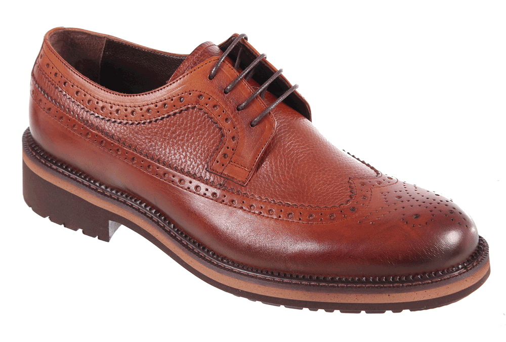 Полуботинки мужские James Franco, цвет: коричневый. 17M 1198/102. Размер 4417M 1198/102Стильные мужские полуботинки James Franco, выполненные из натуральной кожи, гарантируют удобство и комфорт вашим ногам. Модель на шнуровке оформлена декоративными швами и отстрочкой.Данная модель прекрасно сможет подчеркнуть ваш индивидуальный стиль. В такой обуви вы можете пойти куда угодно: на деловую встречу, вечеринку или на городскую экскурсию.