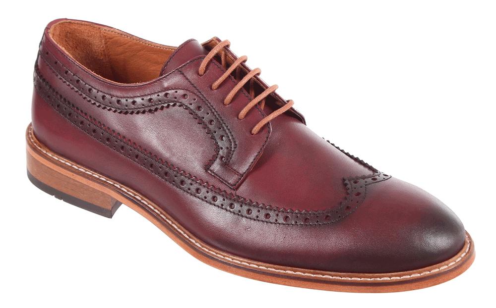 Полуботинки мужские James Franco, цвет: бордовый. 17M 1580/093. Размер 4317M 1580/093Стильные мужские полуботинки James Franco, выполненные из натуральной кожи, гарантируют удобство и комфорт вашим ногам. Модель на шнуровке оформлена декоративными швами и отстрочкой.Данная модель прекрасно сможет подчеркнуть ваш индивидуальный стиль. В такой обуви вы можете пойти куда угодно: на деловую встречу, вечеринку или на городскую экскурсию.
