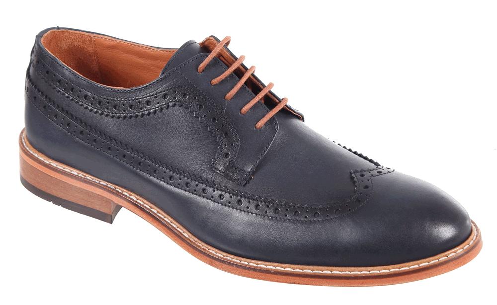 Полуботинки мужские James Franco, цвет: синий. 17M 1580/199. Размер 4317M 1580/199Стильные мужские полуботинки James Franco, выполненные из натуральной кожи, гарантируют удобство и комфорт вашим ногам. Модель на шнуровке оформлена декоративными швами и отстрочкой.Данная модель прекрасно сможет подчеркнуть ваш индивидуальный стиль. В такой обуви вы можете пойти куда угодно: на деловую встречу, вечеринку или на городскую экскурсию.