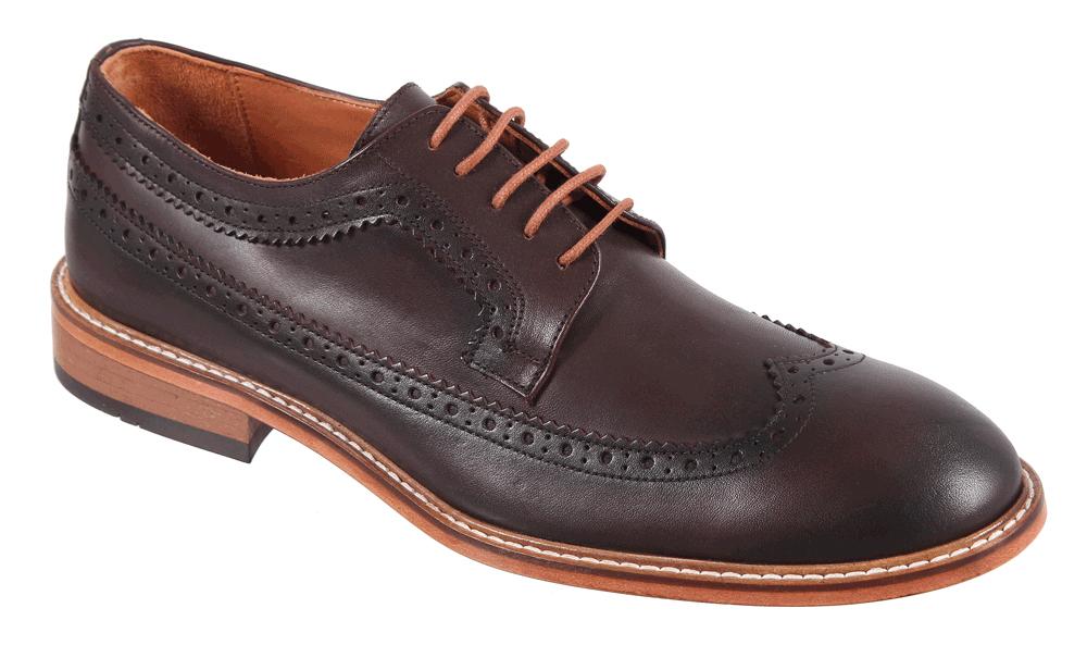 Полуботинки мужские James Franco, цвет: коричневый. 17M 1580/214. Размер 4217M 1580/214Стильные мужские полуботинки James Franco, выполненные из натуральной кожи, гарантируют удобство и комфорт вашим ногам. Модель на шнуровке оформлена декоративными швами и отстрочкой.Данная модель прекрасно сможет подчеркнуть ваш индивидуальный стиль. В такой обуви вы можете пойти куда угодно: на деловую встречу, вечеринку или на городскую экскурсию.