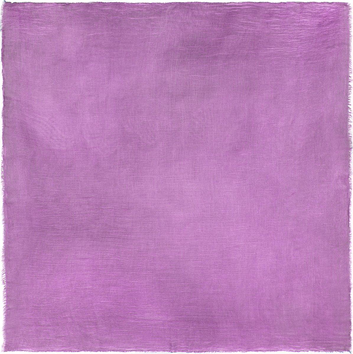Платок женский Eleganzza, цвет: лиловый. SZ12-0635. Размер 125 см х 125 смSZ12-0635Платок Eleganzza, выполненный из модала и шелка, идеально дополнит образ современной женщины. Благодаря своему составу, он мягкий и очень приятный на ощупь. Модель декорирована по краям бахромой. Классическая квадратная форма позволяет носить платок на шее, украшать им прическу или декорировать сумочку.