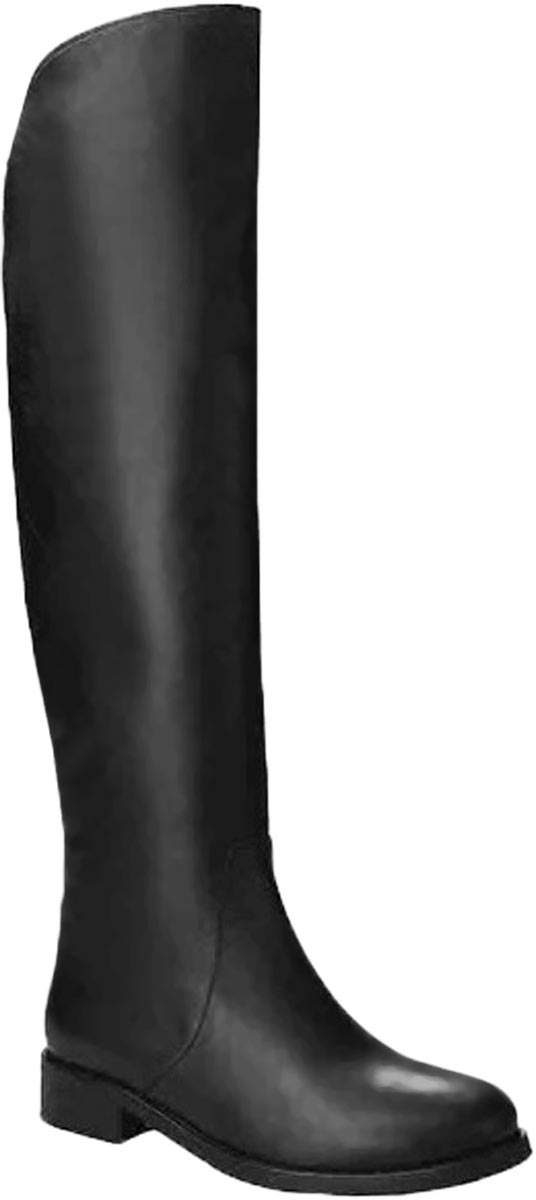 Сапоги женские Vitacci, цвет: черный. 82052. Размер 3982052Стильные женские сапоги от Vitacci займут достойное место в вашем гардеробе. Модель выполнена из натуральной кожи. Подкладка и стелька из байки защитят ноги от холода и обеспечат комфорт. Умеренной высоты каблук и подошва из термополиуретана с рельефным протектором обеспечивает отличное сцепление на любой поверхности. Модные сапоги займут достойное место среди вашей коллекции обуви.